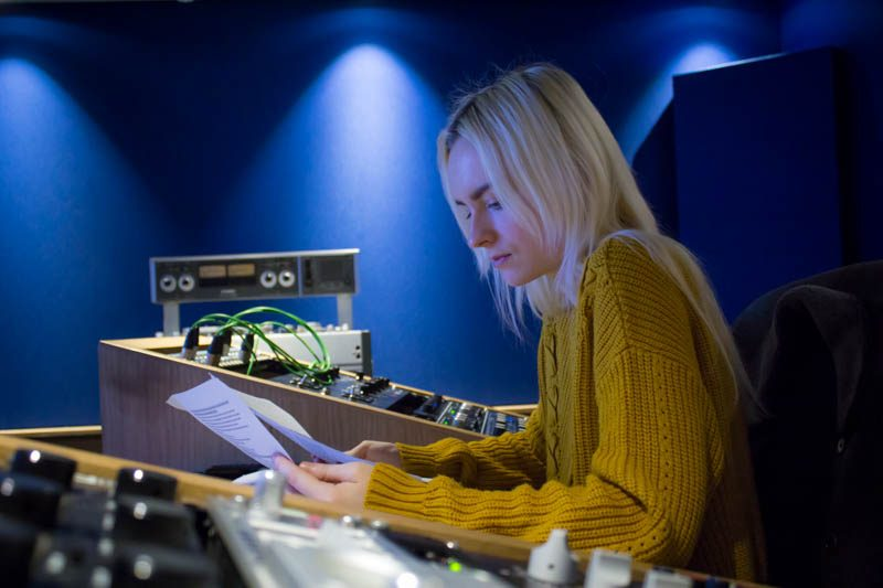 BSc (Hons) Audio Engineering & Production