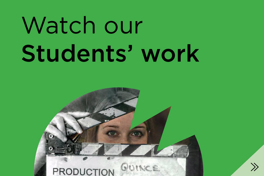 Watch our Student's work